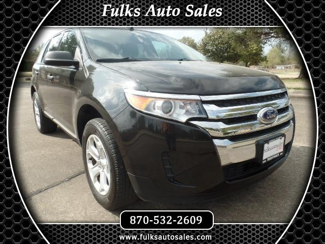 2013 Ford Edge AWD 4dr SE