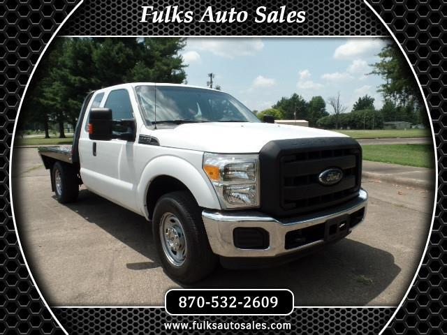 2013 Ford F-350 SD XL SuperCab 2WD