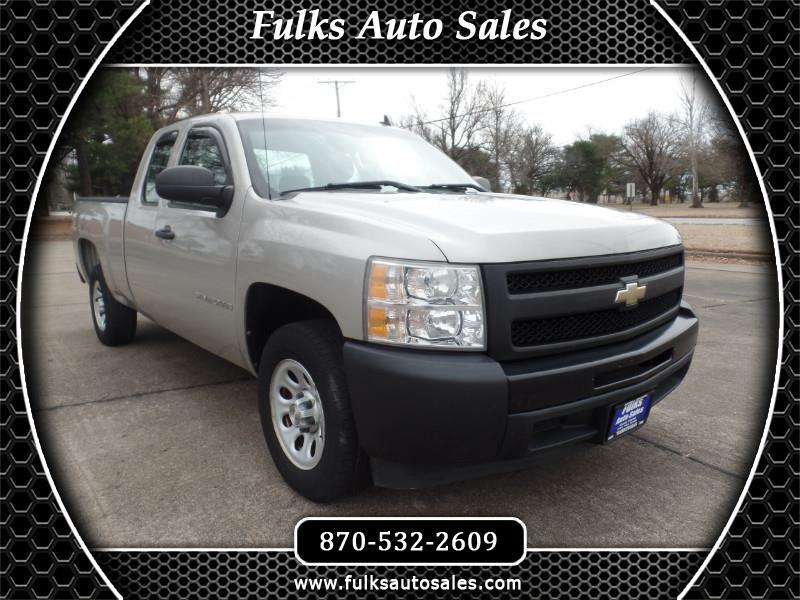 2009 Chevrolet Silverado 1500 Work Truck Ext. Cab Std. Box 2WD