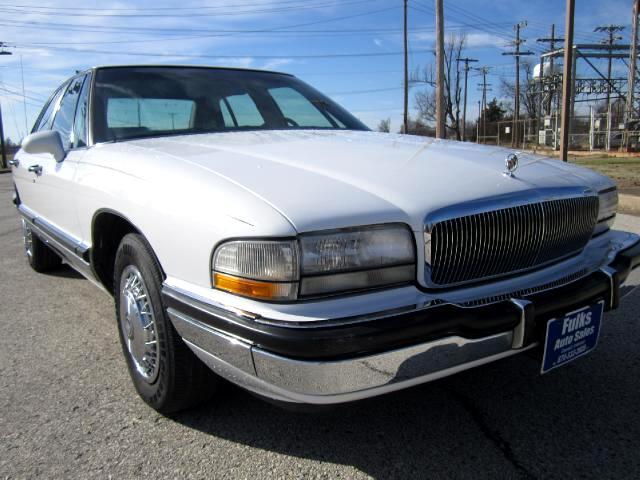 1993 Buick Park Avenue Sedan