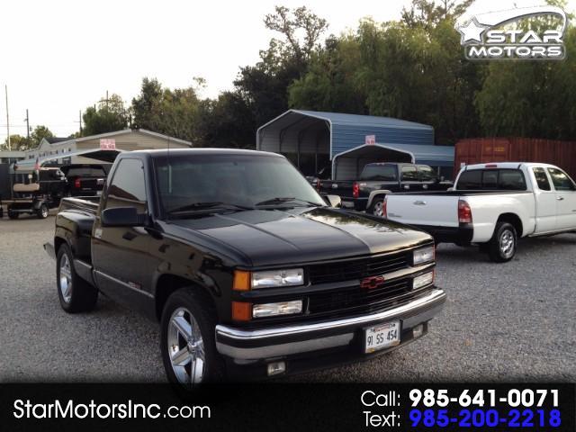1991 Chevrolet C/K 1500 454 SS 2WD