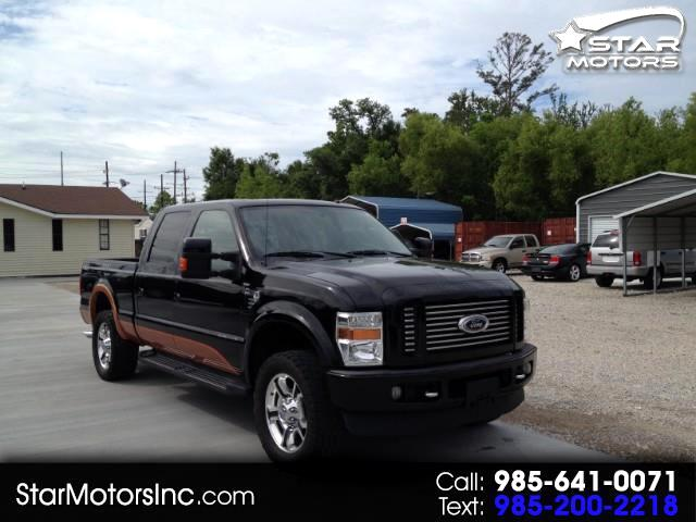 2008 Ford F-250 SD Harley Davidson Crew Cab short bed 4WD