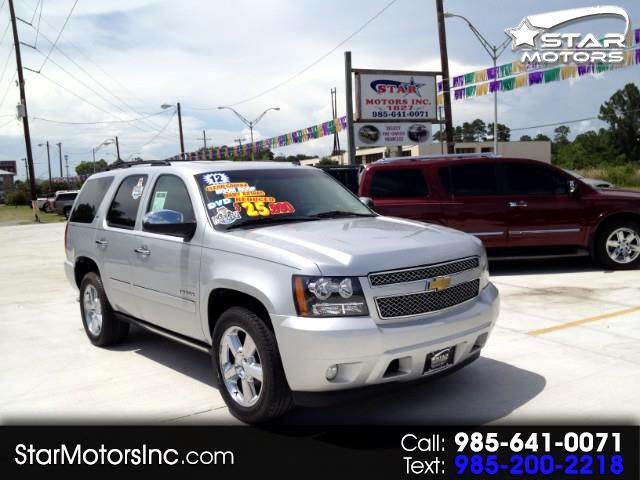 2012 Chevrolet Tahoe 2WD LTZ Plus