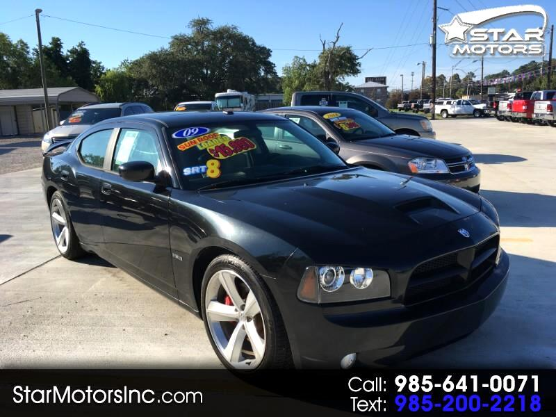 2009 Dodge Charger 4dr Sdn SRT8 RWD