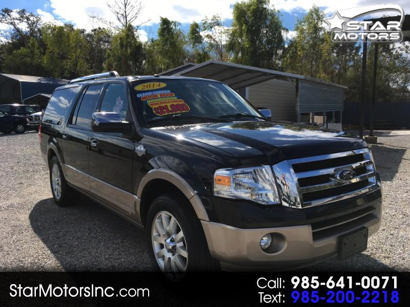 2014 Ford Expedition EL 2WD King Ranch Ultra