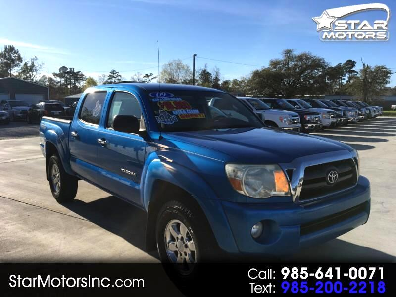 2009 Toyota Tacoma PreRunner SR5 Double Cab