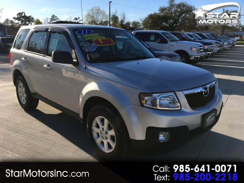 2011 Mazda Tribute i Grand Touring FWD