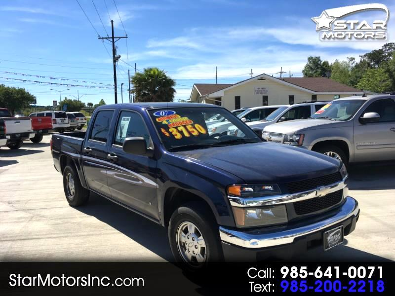 Chevrolet Colorado LT1 Crew Cab 2WD 2007