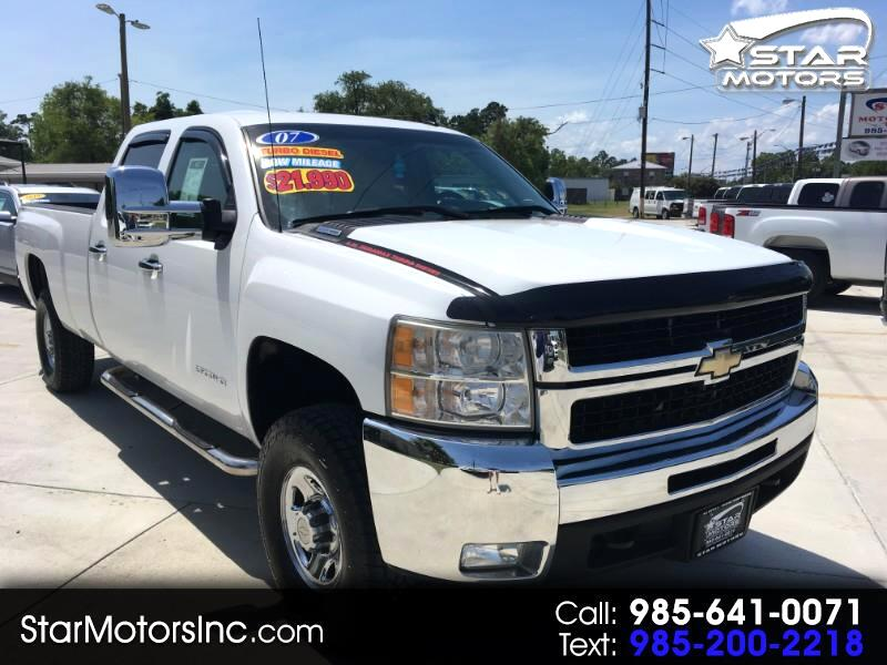 Chevrolet Silverado 2500HD LT1 Crew Cab Long Box 2WD 2007