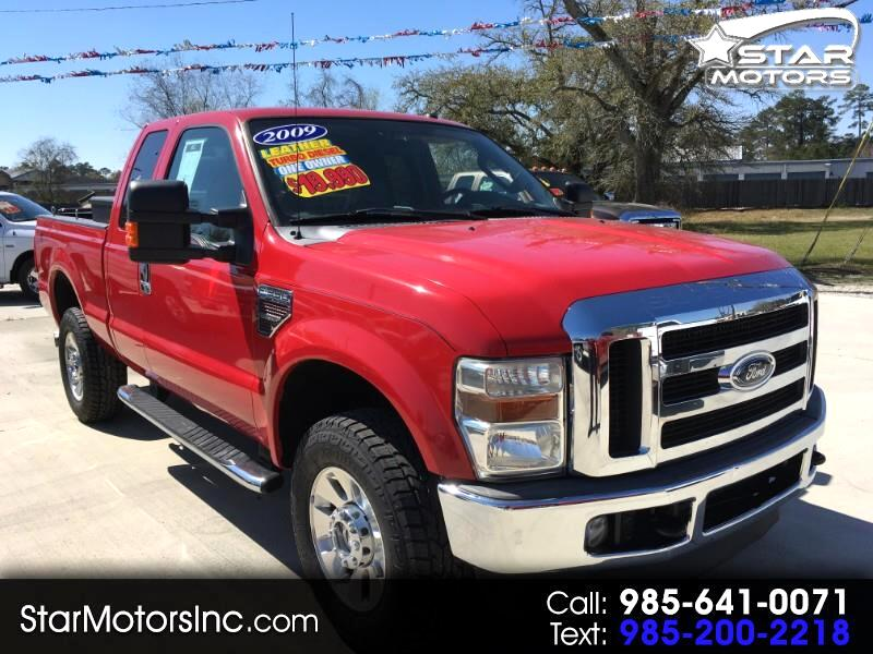 Ford F-350 SD Lariat SuperCab 4WD 2009