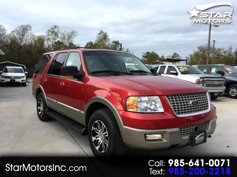 Ford Expedition Eddie Bauer 4WD 2003