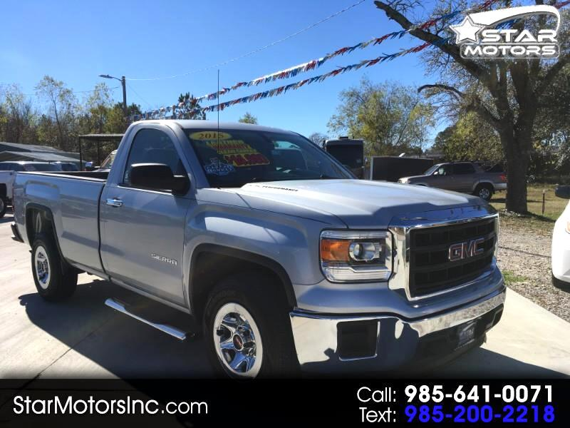 GMC Sierra 1500 Base Long Box 2WD 2015
