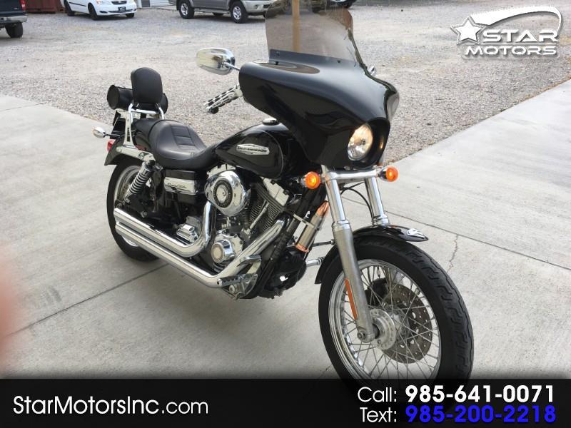 Harley-Davidson FXDC  2008