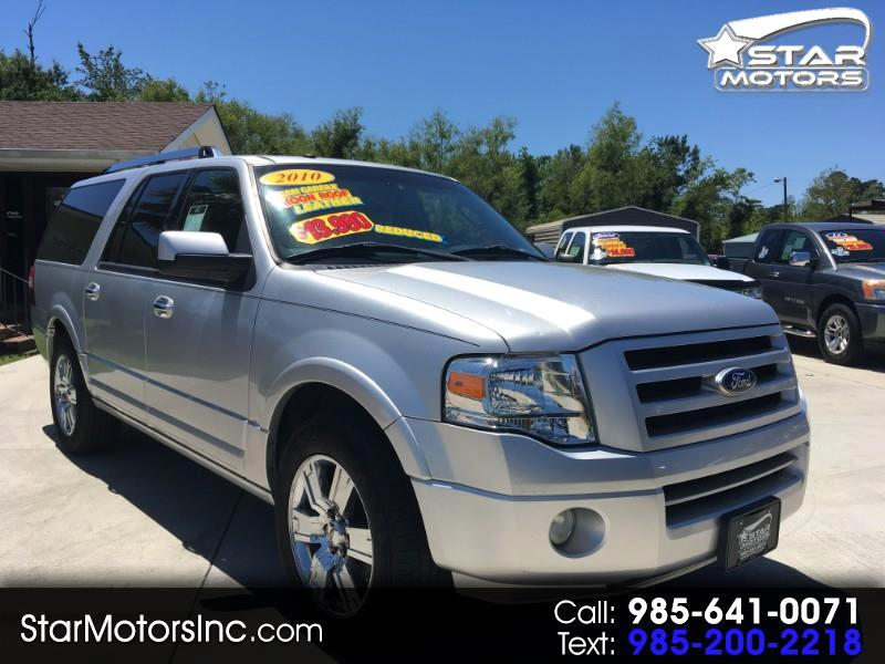 Ford Expedition EL Limited 2WD 2010