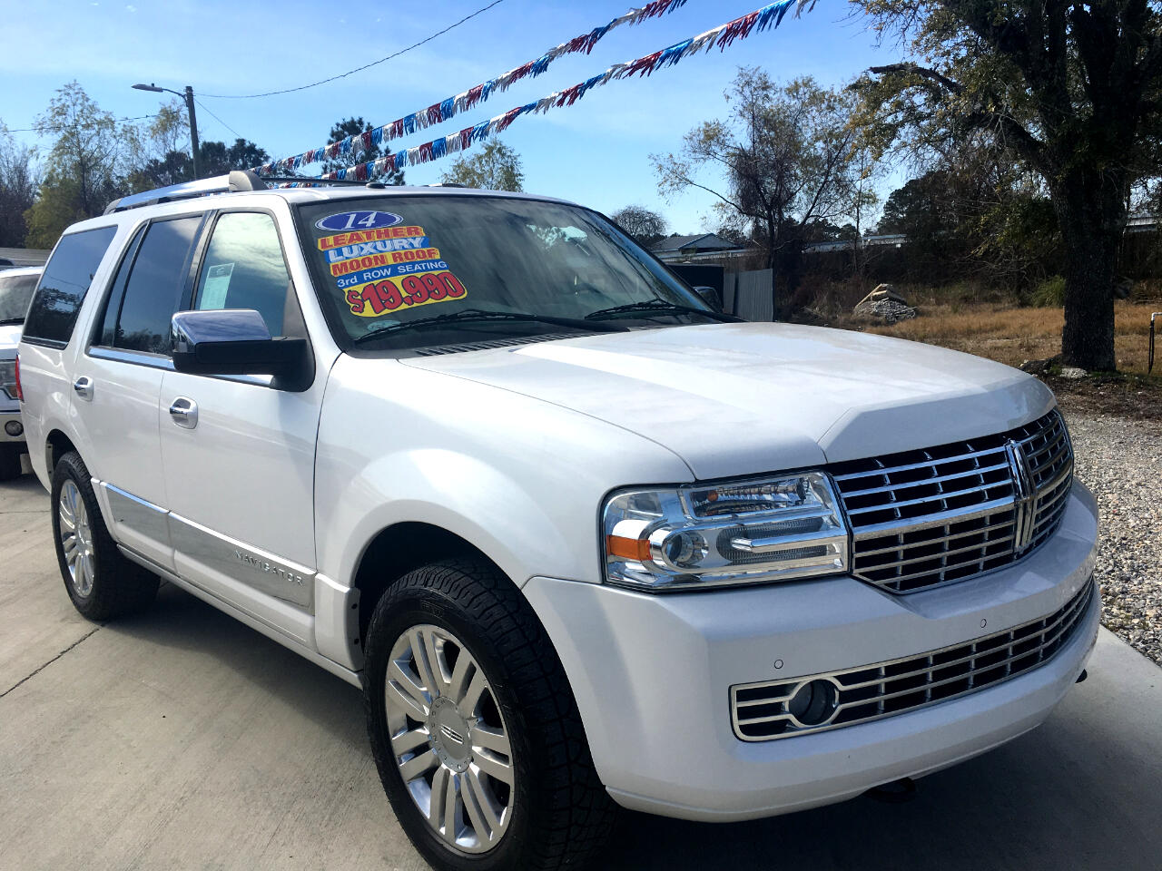 Lincoln Navigator 2WD 4dr 2014