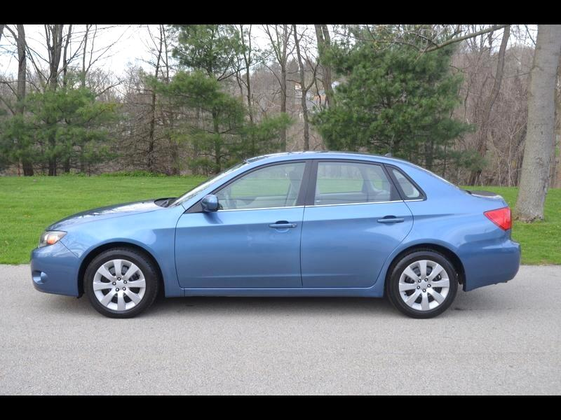 2010 Subaru Impreza 2.5i 4-Door