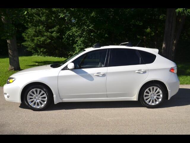 2009 Subaru Impreza 2.5i Premium 5-Door