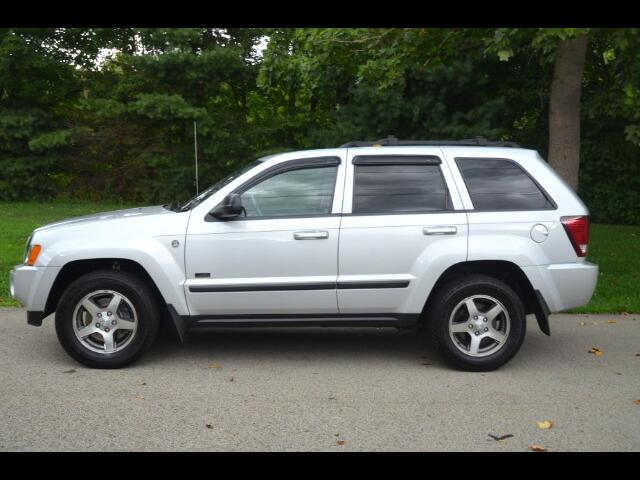 2007 Jeep Grand Cherokee Laredo 4WD with Rocky Mountain Package