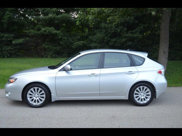 2008 Subaru Impreza 2.5i Hatchback