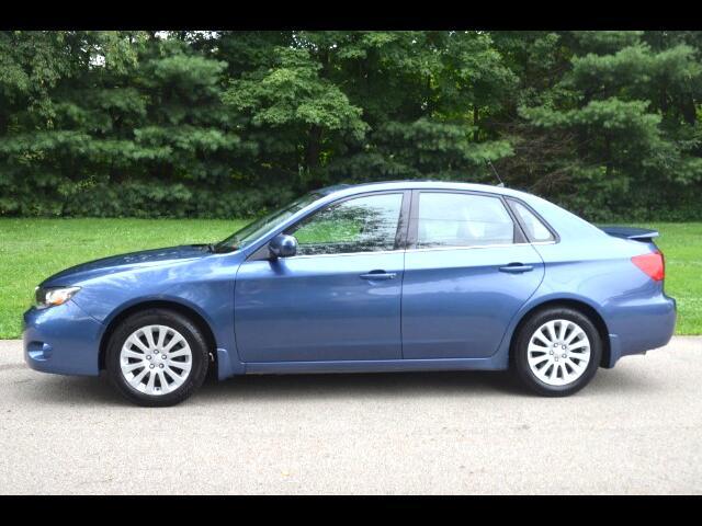 2011 Subaru Impreza 2.5i Premium 4-Door