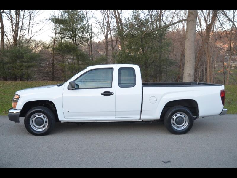 2007 Chevrolet Colorado LS Ext. Cab 2WD