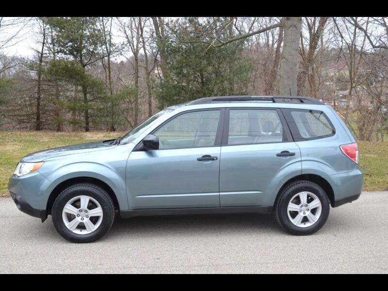 2010 Subaru Forester 2.5XS