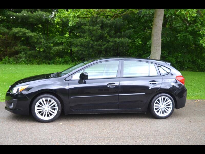 2013 Subaru Impreza Limited 5-Door+S/R