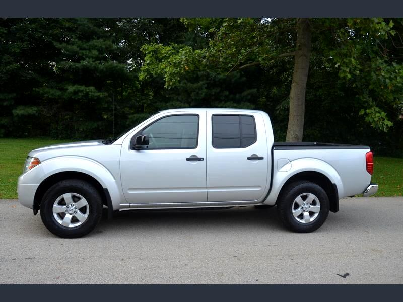 2012 Nissan Frontier SV Crew Cab 4WD
