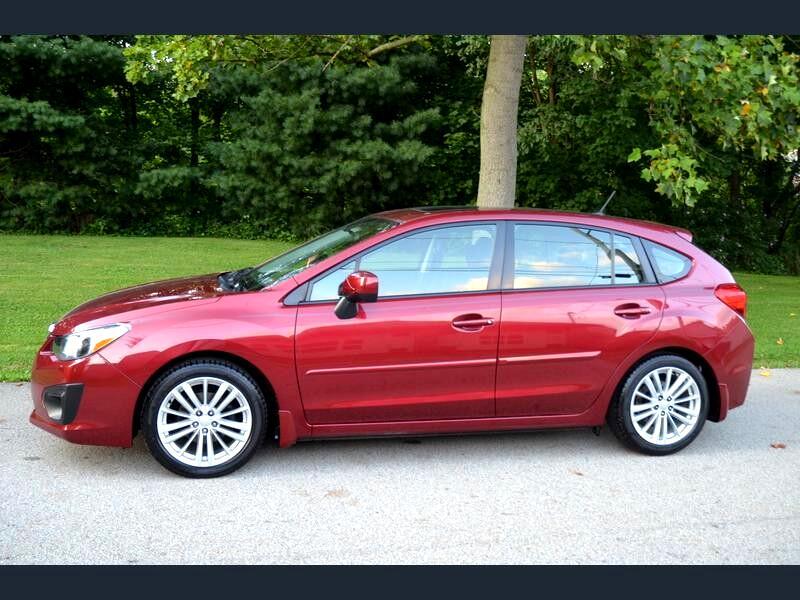 2013 Subaru Impreza Premium Hatchback