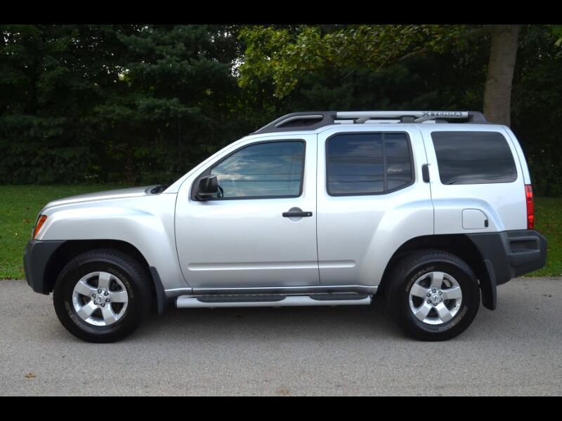 2010 Nissan Xterra SE 4WD