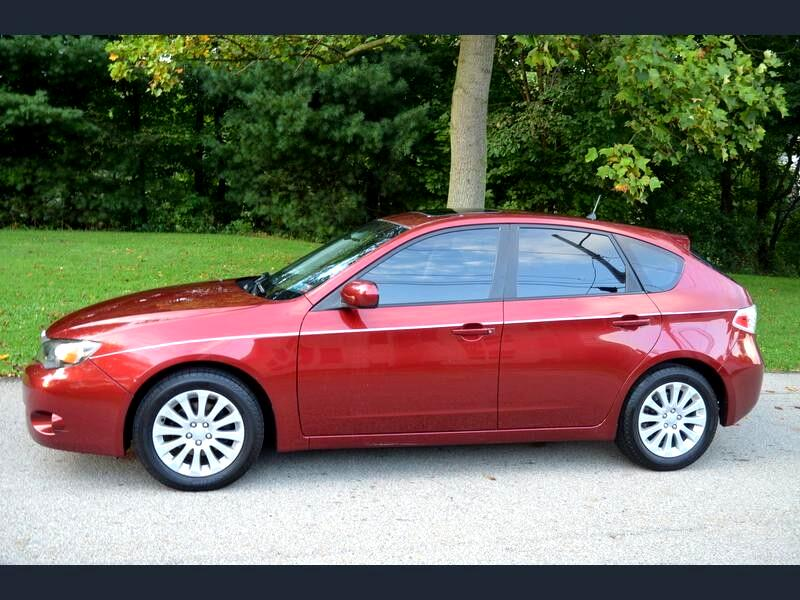 2010 Subaru Impreza 2.5i Premium 5-Door