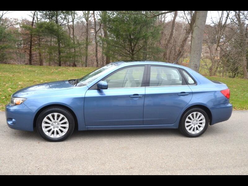 Subaru Impreza 2.5i Premium 4-Door 2010