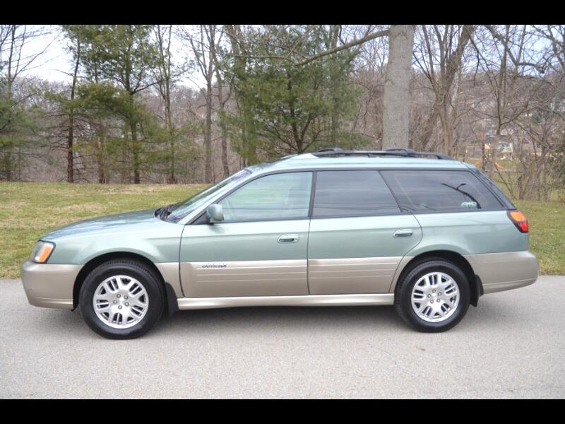 Subaru Outback Limited Wagon 2004