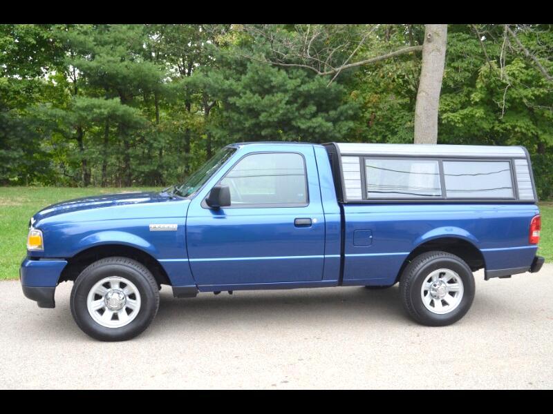 Ford Ranger XLT 2WD 2010