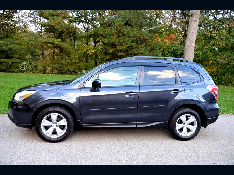 Subaru Forester 2.5i Premium 2014