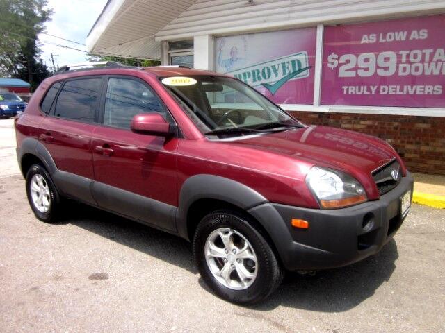 2009 Hyundai Tucson FWD 4dr V6 Auto SE *Ltd Avail*