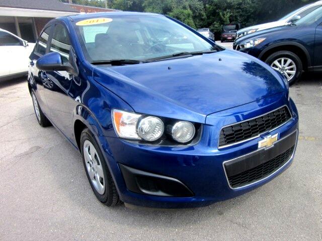 2013 Chevrolet Sonic 4dr Sdn Auto LS