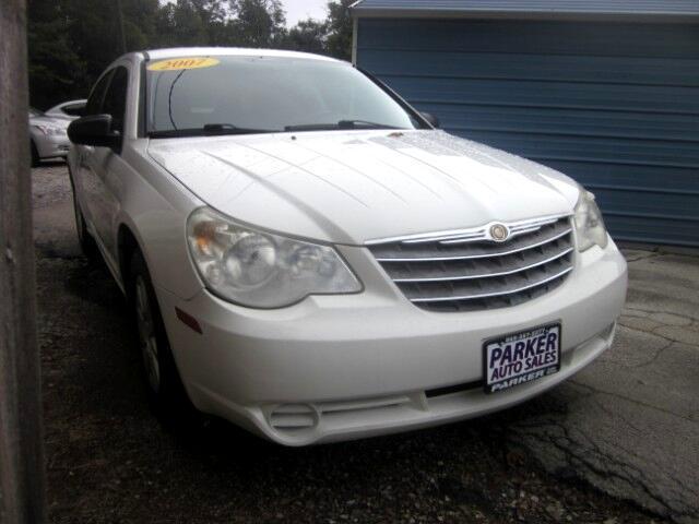 2007 Chrysler Sebring Sdn 4dr