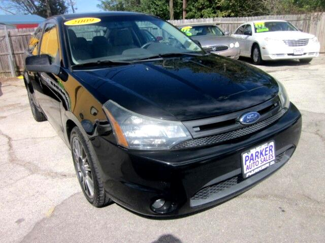 2009 Ford Focus 2dr Cpe SES