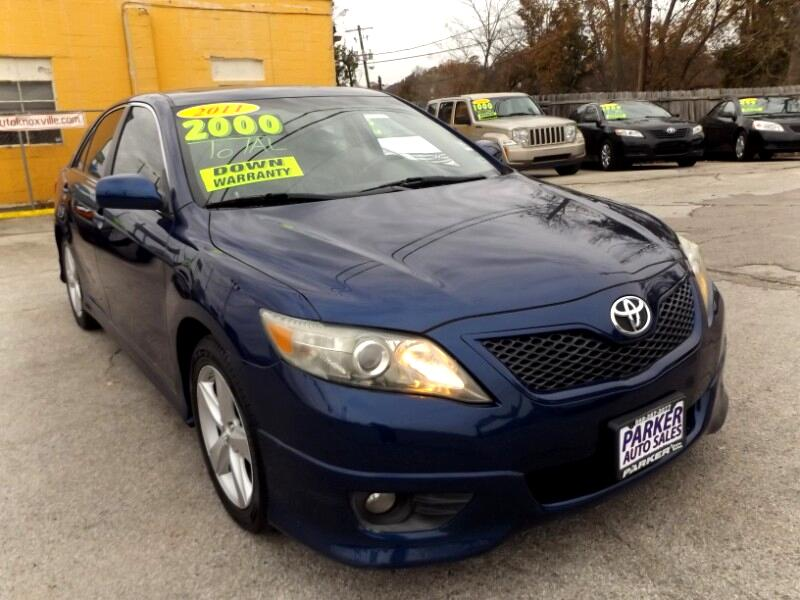 2011 Toyota Camry 4dr Sdn V6 Auto XLE (Natl)
