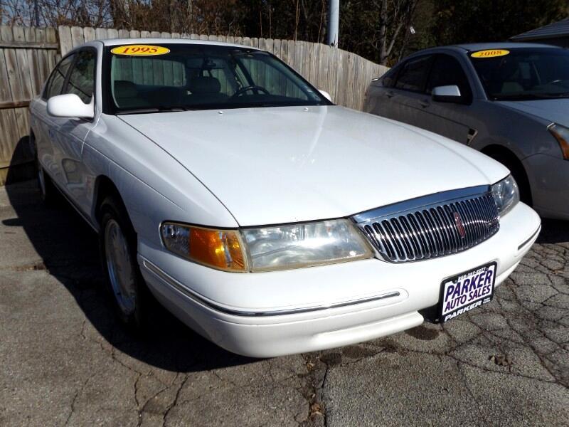 1995 Lincoln Continental 4dr Sedan