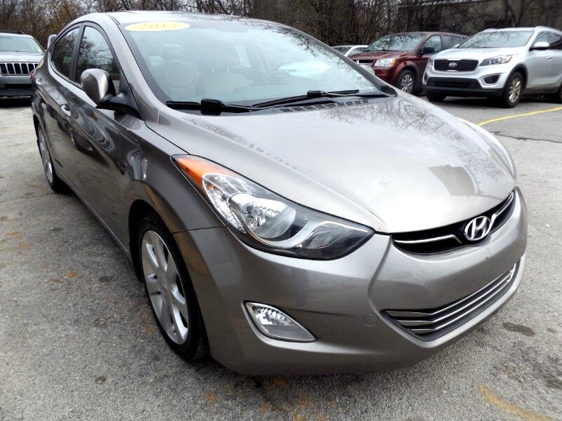 2013 Hyundai Elantra 4dr Sdn Auto Limited PZEV (Alabama Plant)