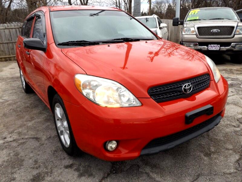 2007 Toyota Matrix 5dr Wgn Auto STD (Natl)