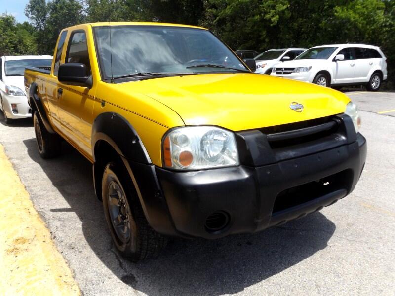 2001 Nissan Frontier 2WD XE King Cab V6 Auto Desert Runner