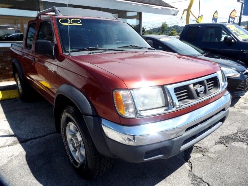 2000 Nissan Frontier 2WD 00 XE Crew Cab V6 Auto