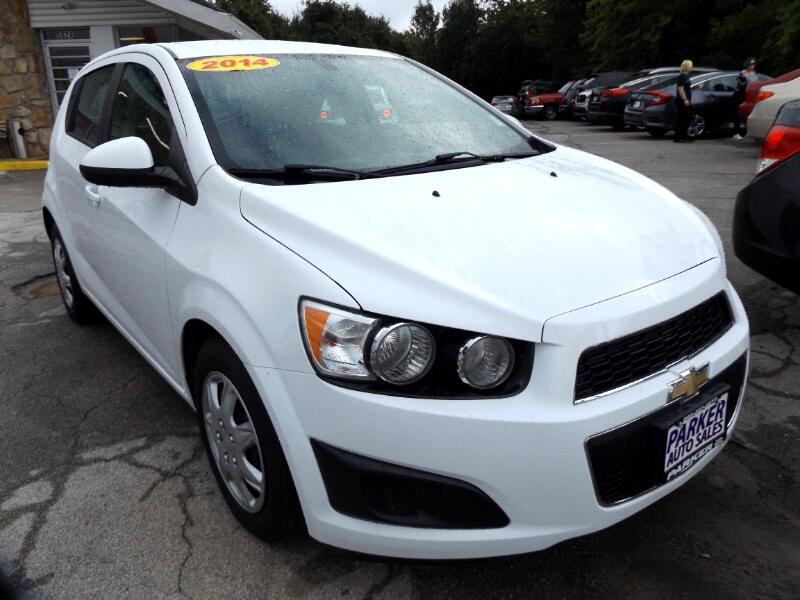 2014 Chevrolet Sonic 5dr HB Auto LS