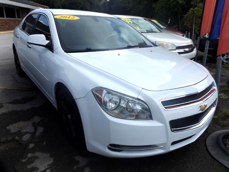 2012 Chevrolet Malibu 4dr Sdn LT w/1LT