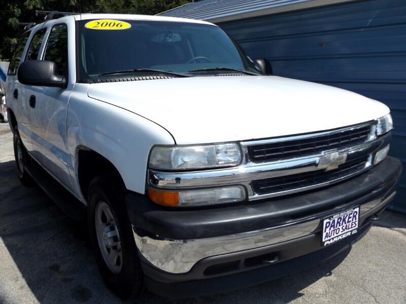 2006 Chevrolet Tahoe 4dr 4WD