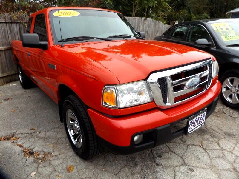 """2007 Ford Ranger 2WD 2dr SuperCab 126"""" XLT"""
