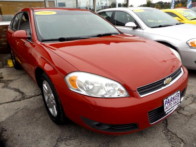2008 Chevrolet Impala 4dr Sdn 3.9L LT